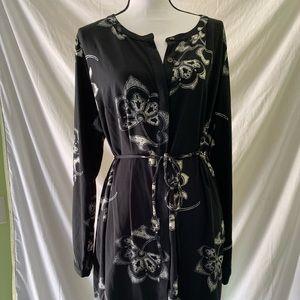 Merona long sleeve dress